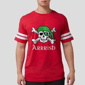 Irish Pirate - Arrrish T-Shirt