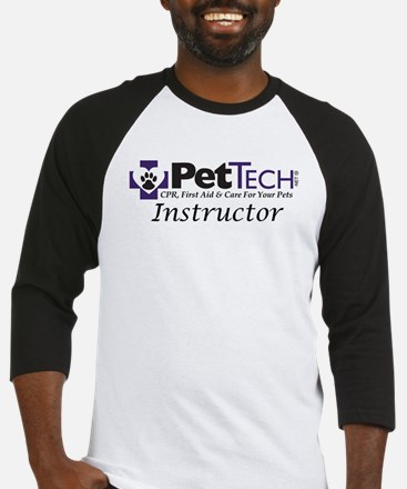 PTI Instructor; plain back Baseball Jersey