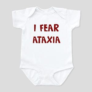 I Fear ATAXIA Infant Bodysuit
