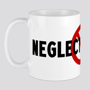 Anti neglect of duty Mug