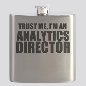 Trust Me, I'm An Analytics Director Flask