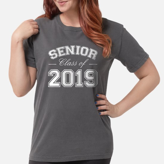 Class Of 2019 Senior Women's Dark T-Shirt