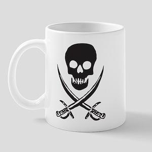 Skull & Swords Mug
