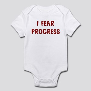 I Fear PROGRESS Infant Bodysuit