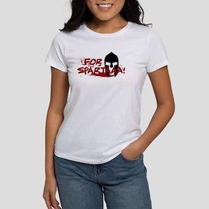 For Sparta! Women's T-Shirt