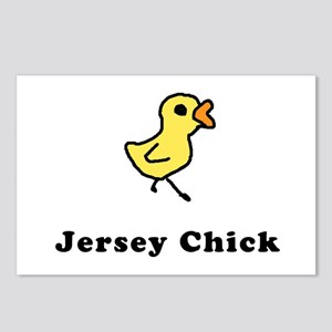 Jersey Shore Girl T-shirts Postcards (Package of 8