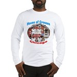House of Crosses, Chicago Long Sleeve T-Shirt