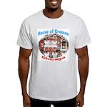 House of Crosses, Chicago Light T-Shirt