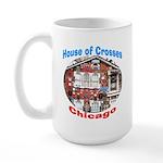 House of Crosses, Chicago Large Mug