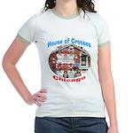 House of Crosses, Chicago Jr. Ringer T-Shirt