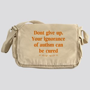 Autism teacher Messenger Bag