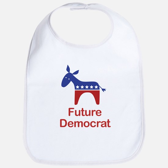 Future Democrat Bib