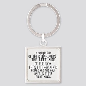 If the Right Side of the Brain Governs t Keychains