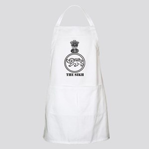 The Sikh Regiment Emblem BBQ Apron