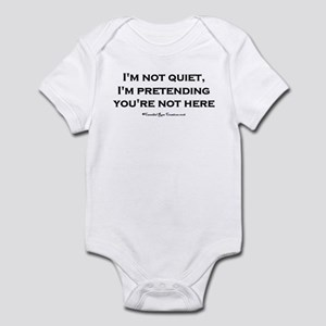 Are You Still Here? Infant Bodysuit