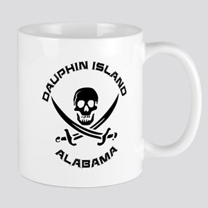 Alabama - Dauphin Island Mugs