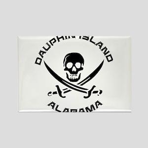 Alabama - Dauphin Island Magnets