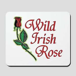 Wild irish Rose - Mousepad