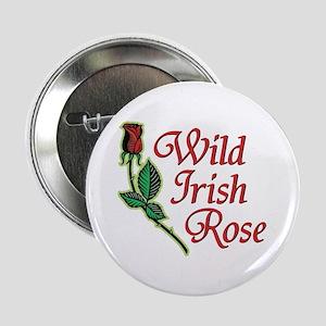 "Wild irish Rose - 2.25"" Button"