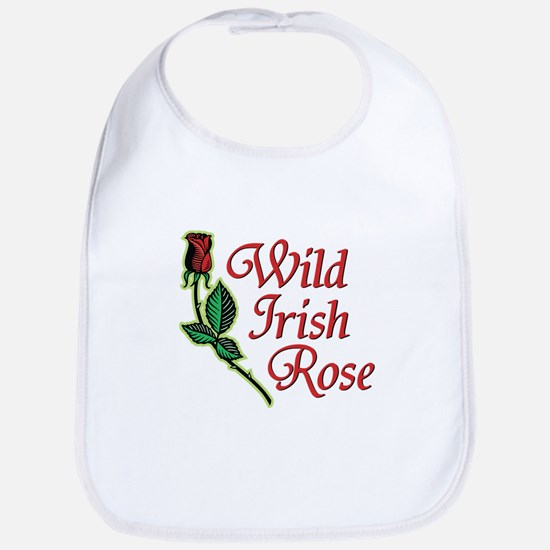 Wild irish Rose - Bib