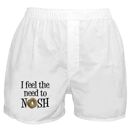 Need to Nosh Boxer Shorts