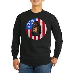 Black & Tan USA T