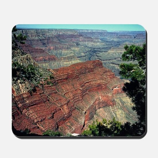 Grand Canyon Red Rock Mousepad