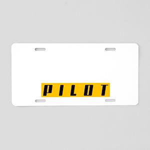 Dji Pilot Tee,mugs,pillow e Aluminum License Plate