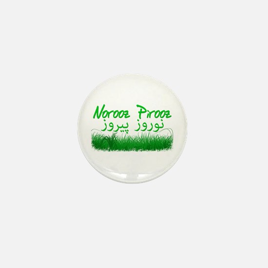 Persian New Year Mini Button