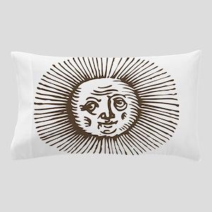Old Sun - Brn Pillow Case