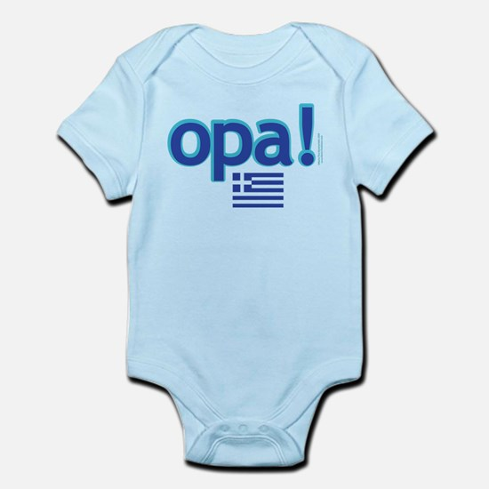 greek flag opa1.png Body Suit