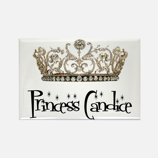 Princess Candice Rectangle Magnet (10 pack)