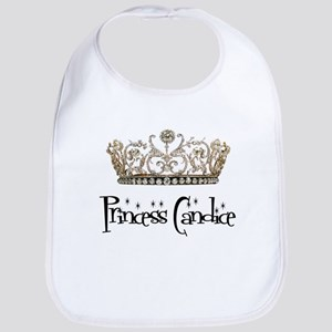 Princess Candice Bib