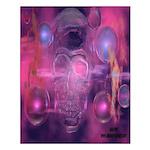 Skull Small Poster