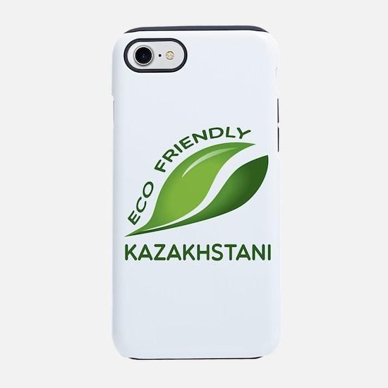 Eco Friendly Kazakhstani Cou iPhone 8/7 Tough Case