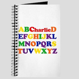 Charlie - Alphabet Journal