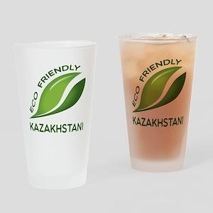Eco Friendly Kazakhstani County Des Drinking Glass