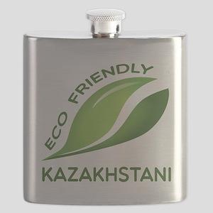 Eco Friendly Kazakhstani County Designs Flask