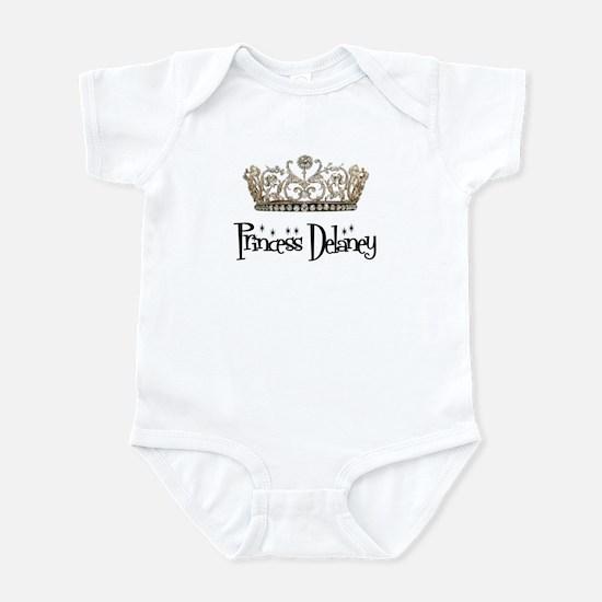 Princess Delaney Infant Bodysuit
