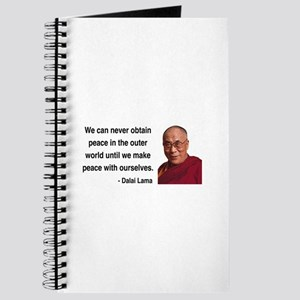Dalai Lama 14 Journal