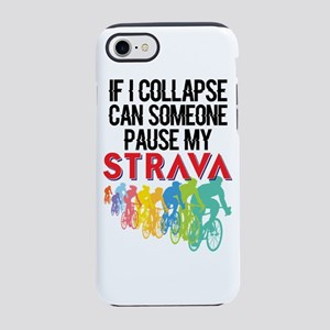 If I Collapse, Can Someone Pause My Strava iPhone
