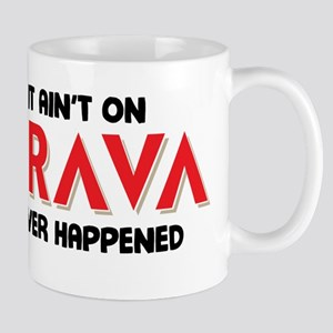 If it aint on STRAVA Mugs