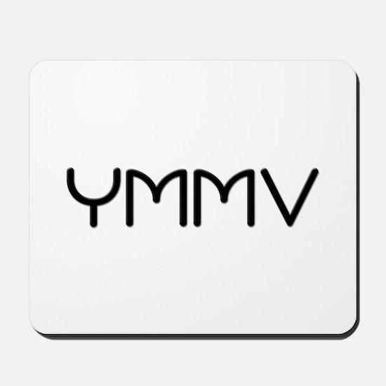 YMMV Mousepad