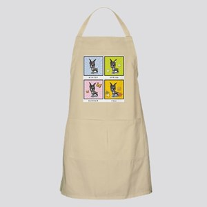 4 Seasons Boxer BBQ Apron