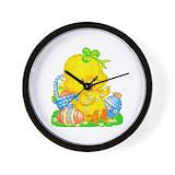 Easter Wall Clocks