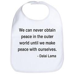 Dalai Lama 14 Bib