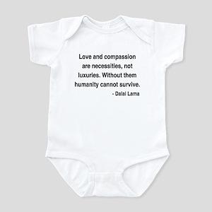 Dalai Lama 15 Infant Bodysuit