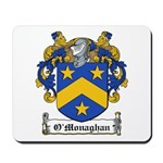 O'Monaghan Family Crest Mousepad