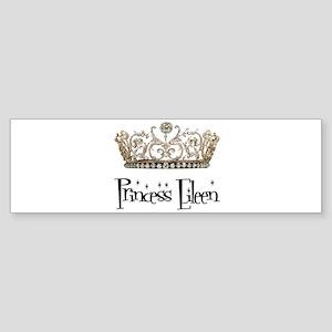 Princess Eileen Bumper Sticker