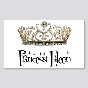Princess Eileen Rectangle Sticker